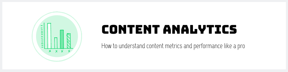 How to measure content performance without traffic metrics like pageviews or sessions
